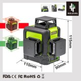 Self-Leveling Cross Line 3 Power 40W Lasers Laser Level for Construction