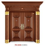 Entrance Door Bedroom Door China Manufacturer (FD-1015)