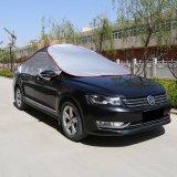 Wholesale Waterproof Silver Folding Sunproof Universal Half Roof Car Cover