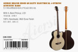 Aiersi Factory Wholesale 4-String Electrical Acoustic Bass (BG01SRCE)