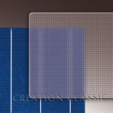 Ultra Clear Patterned Tempered Sun Glass for Solar Energy Panels Customized