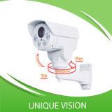 1.3MP 960p 4X Auto Zoom IR Mini PTZ Bullet Camera