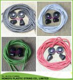 Factory Best Selling 3mm*110cm Lock Shoelace