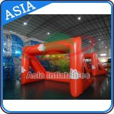 Amusement Inflatable Football Post Interactive Games