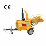 Factory Export Directly ATV Towing Trailer Mounted Wood Chipper Shredder in Lower Price