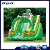 PVC Gaint Super Hero Superman Inflatable Slide
