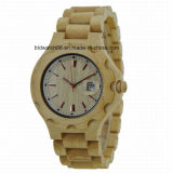 Men All Solid Wood Watch Marple Wooden Wrist Watches