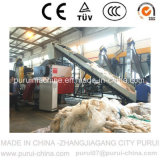 Plastic Film Bags Recycling Washing Machine with 1000kg/Hr Output