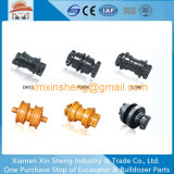 Sumitomo Sh60 Carrier Roller / Top Roller / Upper Roller for Machinery Excavator Bulldozer Undercarriage Parts