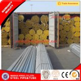 Construction Building Materials Galvanized Steel Pipe