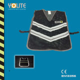 Reflective Safety Vest for Security Department