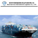International Shipping Forwarder From Dalian to Sfax by FCL Shipment