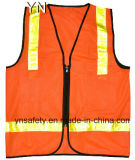 Safety Workwear with High Visibility Reflective Tape