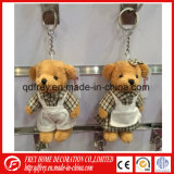 Customized Cheap Keychain Plush Toy of Bear
