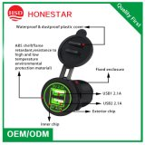 Motorcycle Dual USB 4.2A Mobile Phone Charger Modification Accessories