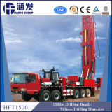 Truck Mounted Rotary Drilling Rig (HFT1500)