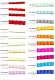 Pull up Sheer Ribbon, Velvet Ribbon for Clothing/Garment/Shoes/Bag/Case
