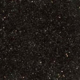 China Nature Pure Absolute Black Granite for Slabs, Countertops and Engineering Tiles