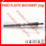 Conical Screw Barrel for Extrusion