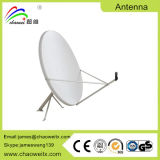 Ku90 Offset Satellite Dish Antenna (universal mount)