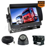 "Wholesale Auto Accessory Car Ahd Camera Kit with Rear Inside Camera and 7"" Screen"