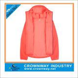 Mens Cheap White Windbreaker Jacket Used in Beach