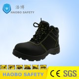 Steel Toe Anti Smash Mining Work Safety Shoes S3