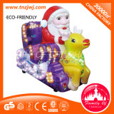 Father Christmas Children Amusement Park Coin Ride Game