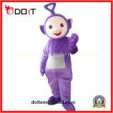 Cute Kids Costume Purple Teletubby Mascot for Sale