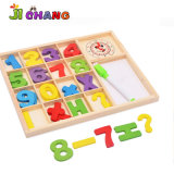 Math Counting Wooden Board Pre-School Educational Toy