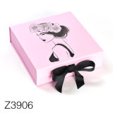 Z3906 Cheap Customized Cardboard Luxury Shipping Storage Clothes Gift Packaging Paper Gift Box