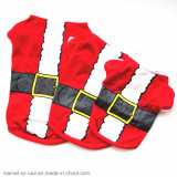 New Year Christmas Pet Costume Dress Apparel Cute Cartoon Clothes for for Small Dog