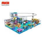 New Design Indoor Playground Equipment Kids Amusement Park with Sky Rider