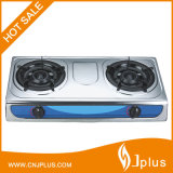 Two Burner Gas Stove Jp-Gc206A Sale to Nigeria