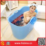 SGS Test Passed PP5 Material Plastic Bathroom Bathtub for Adult