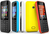 "Original for Nokia 208 2.4"" 1.3MP GSM Mobile Phones"