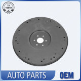 Spare Parts Motor Crank Mechanism, Cast Iron Flywheel