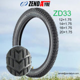 "12"" Kids Bicycle Tyre 12× 1.75"