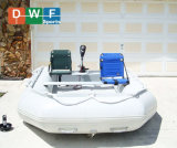 China 1.2mm 3.3m Wholesale PVC Folding Inflatable Boat Inflatable Fishing Boat with Ce