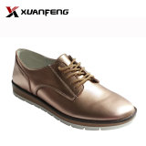 Fashion Bling Bling Women's Genuine Leather Casual Sport Sneaker Shoes