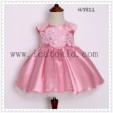 Handmade Embroidery Party Dress for Christmas Party Wedding Dress
