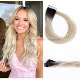 Most Beautiful Top Quality Wholesale Brazilian Human Hair Extension Tape Hair