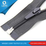 Latest Fancy Different Types Reverse Nylon Zipper for Jacket