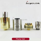 2014 Newest Rebuildable Atomizer Rda Atomizernewest Plume Veil Rda Atomizer E Cigarette