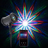 48 Patterns Stage Party Lighting with Remote Bluetooth Speaker Laser Projector for Indoor Outdoor