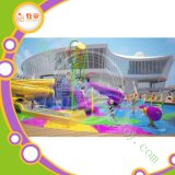 Water Games Park Long Water Slide for Sale Water Park