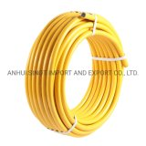 "Dn15-3/4"" Corrugated Stainless Steel Coated Hose for Gas"