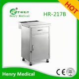 ABS Plastic Cabinet/Hospital Bedside Cabinet High Quality