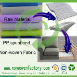 Spunbond 100% Polypropylene Nonwoven for Sofa Upholstery