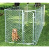 10′x10′x6′ Chain Link or Welded Mesh Dog Kennels